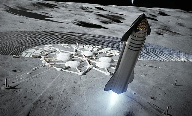 Elon Musk, yeni roketini tanıttı