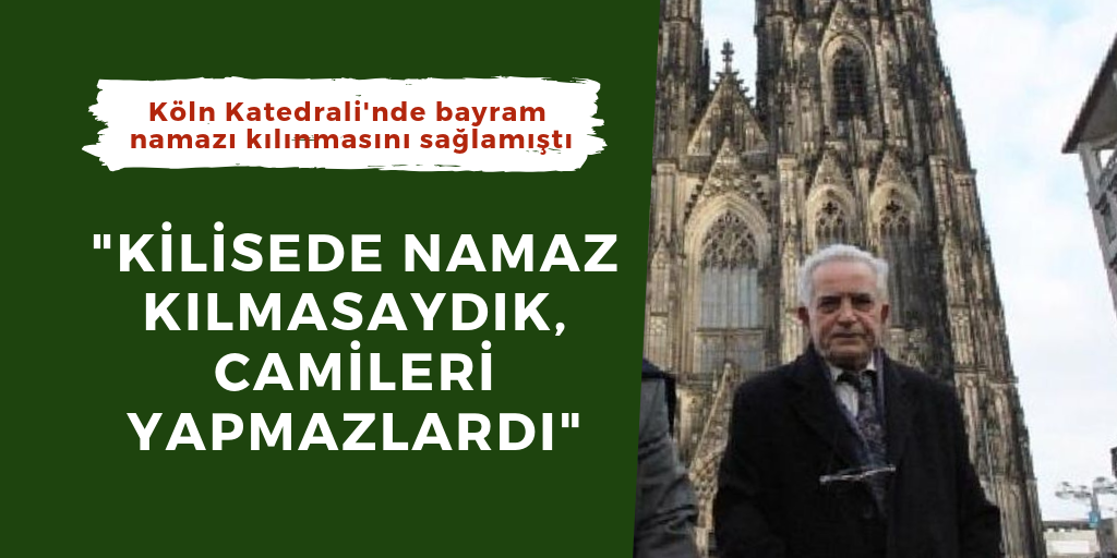 Oturum hakkını alan ilk Türk vatandaşıydı