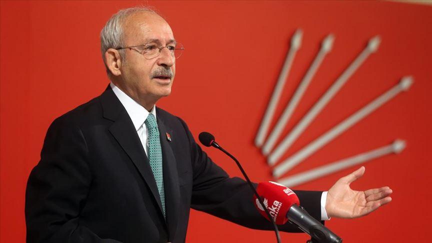 Kılıçdaroğlu'ndan 'Barış Pınarı Harekatı' açıklaması
