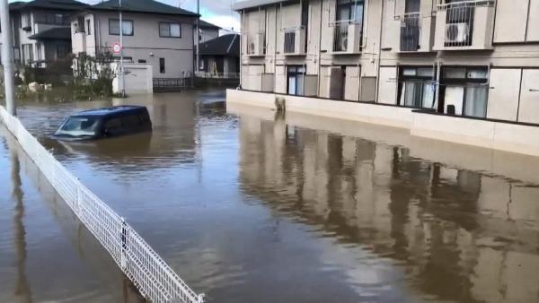 Japonya'da Hagibis Kasırgası: 19 ölü, 100 yaralı