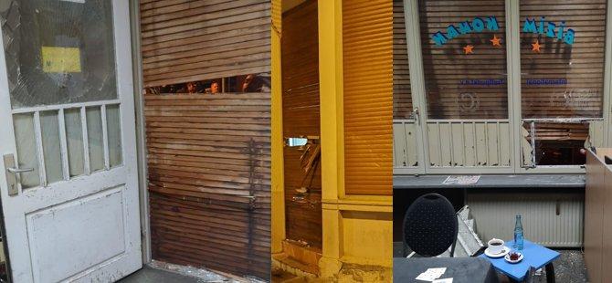 Almanya'da Türk dükkanlarına saldırılar sürüyor