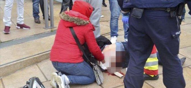 Almanya'da bir Türk bıçaklandı