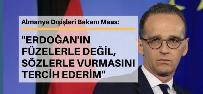 'Erdoğan, bana hakaret etmeye devam edebilir'