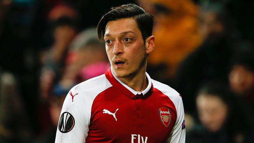 Mesut Özil'in performansına övgü