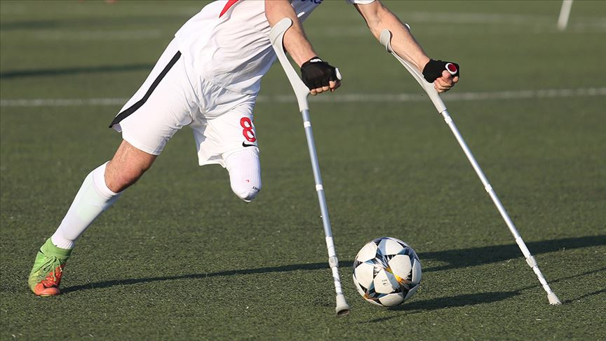 Ampute futbolda Süper Lig başlıyor