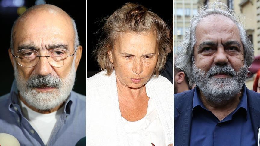 Mehmet Altan için beraat, Ahmet Altan ve Nazlı Ilıcak'a tahliye