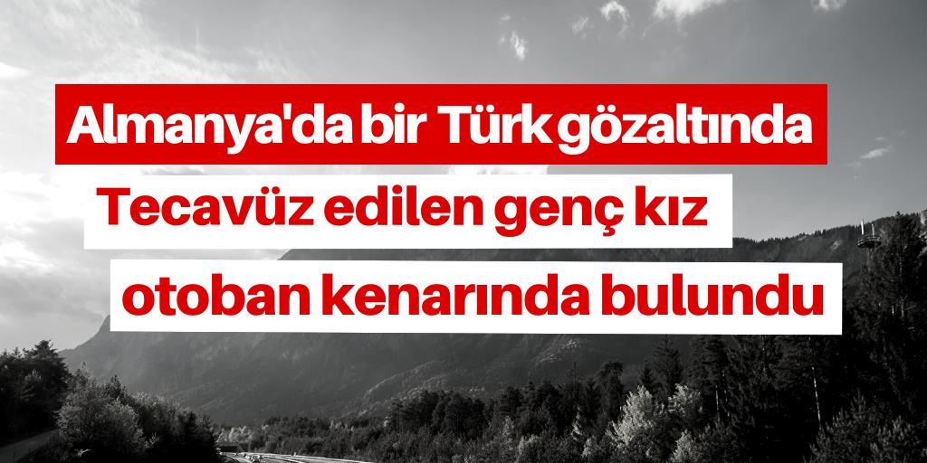 Bir Türk, cinayete teşebbüsten gözaltında