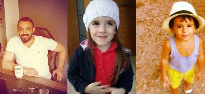 Antalya'da bir aile ölü bulundu
