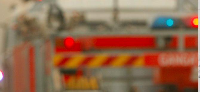 Bakımevinde yangın: 8 ölü, 30 yaralı