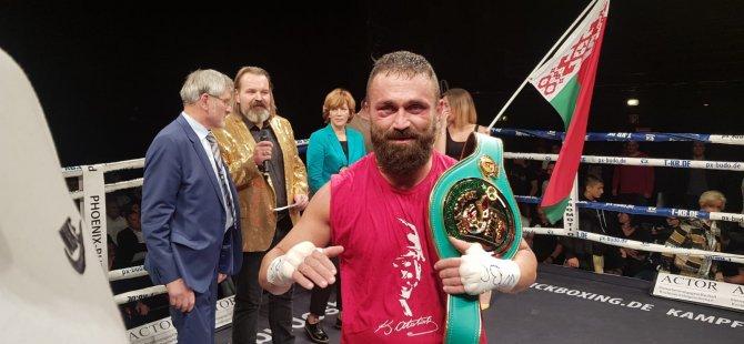 Ünsal Arık WBC Asya Şampiyonu