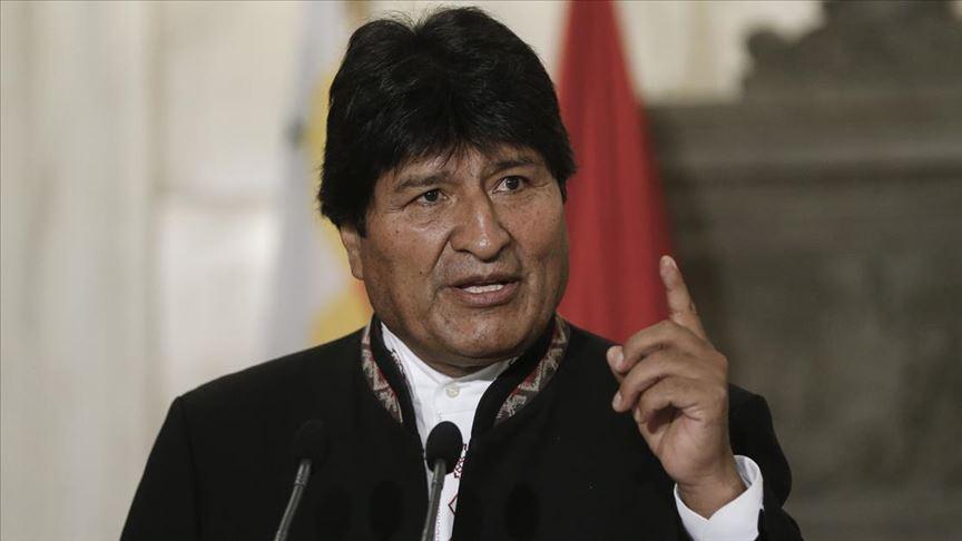 Evo Morales: Beni teslim edene 50 bin dolar ödül verilecekti