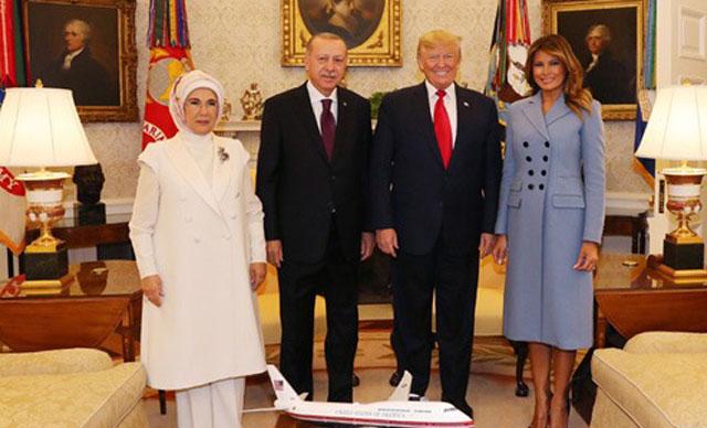 ABD medyasında Trump-Erdoğan görüşmesi