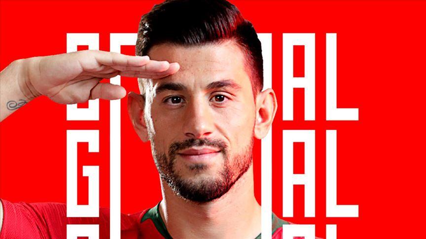 Portekiz Futbol Federasyonundan asker selamlı paylaşım
