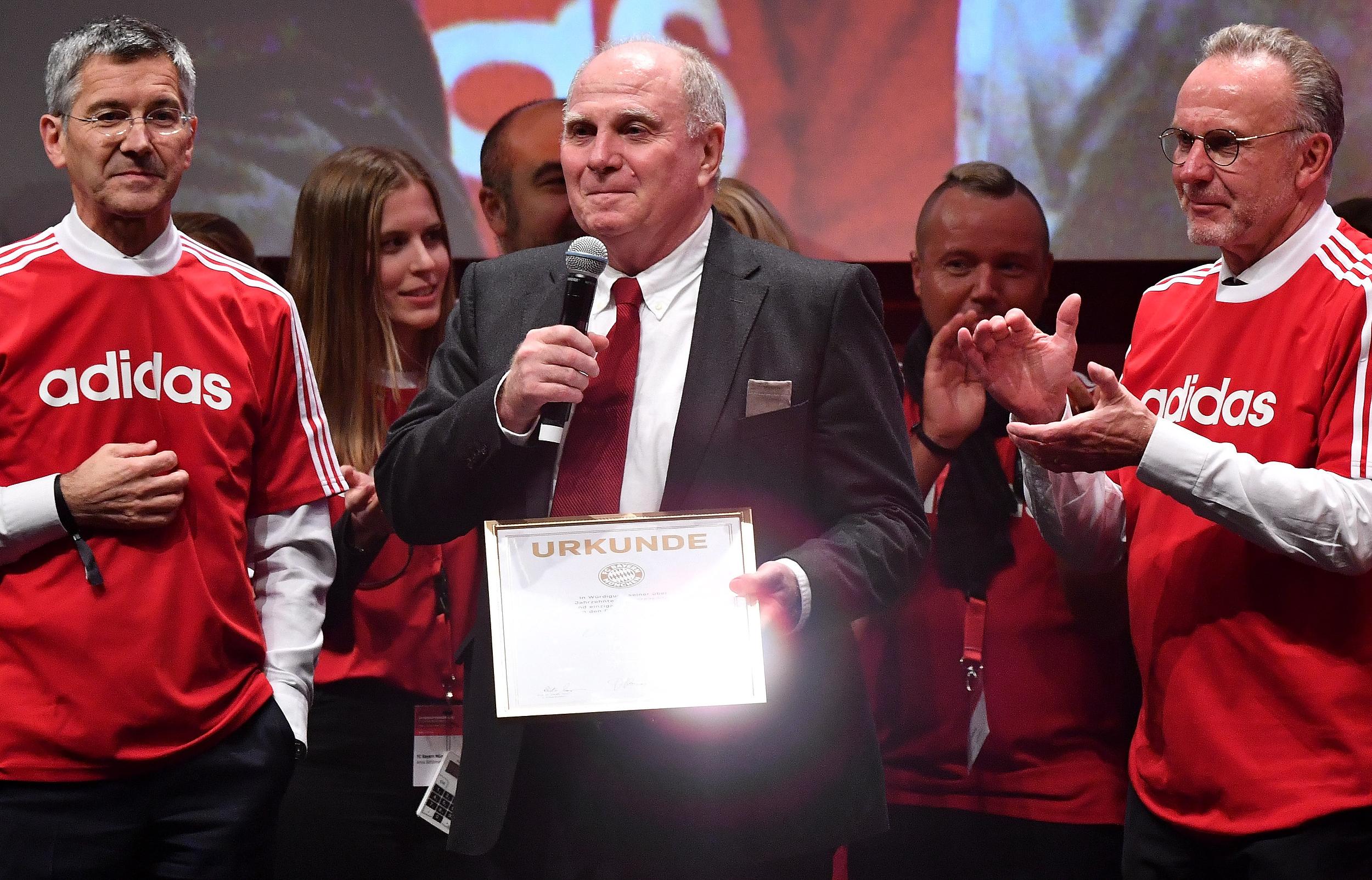 Bayern Münih'e yeni başkan