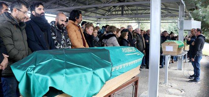 Kaza kurbanı gurbetçi aileye son veda