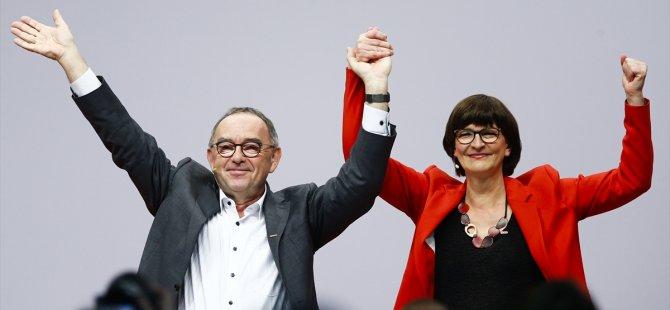 Eş Başkanlar koalisyona sıcak bakmıyor