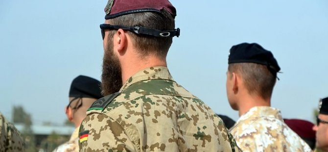 Almanya, askerlerini Irak dışına çıkarıyor