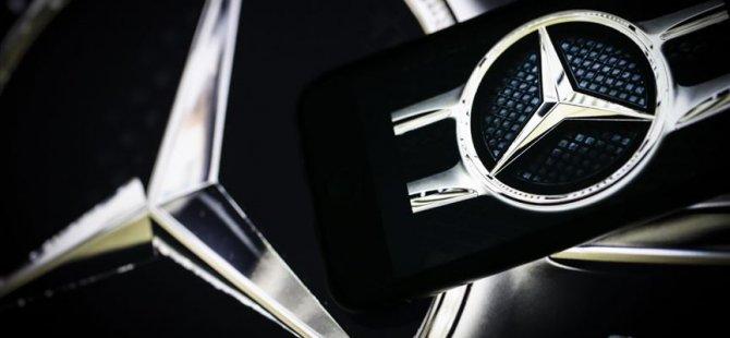 Mercedes, solunum cihazı üretti