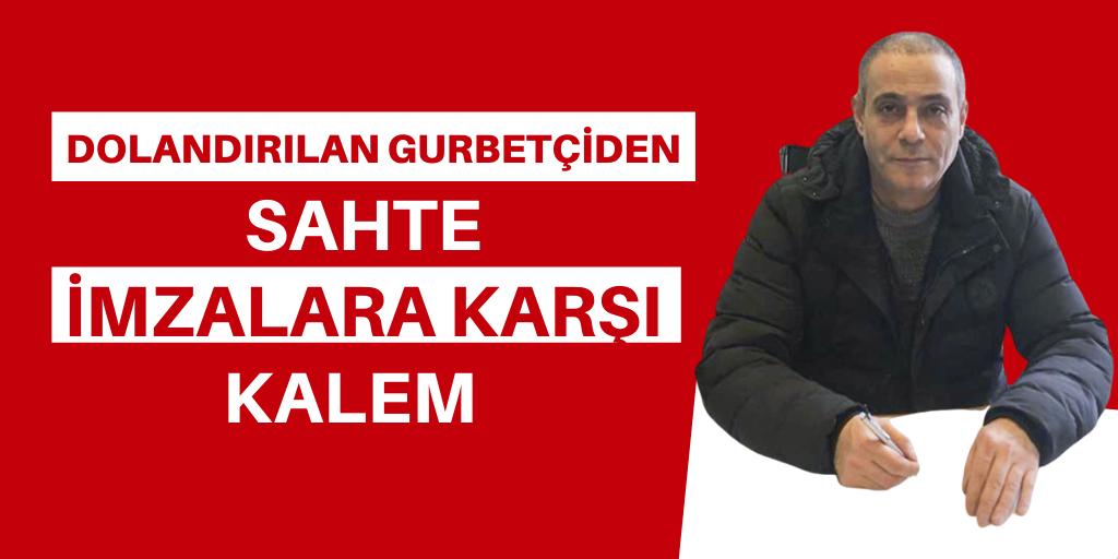 Dolandırılan gurbetçi: Türk malı olarak pazarlansın