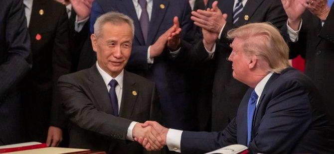 Savaş bitti: ABD ve Çin anlaştı