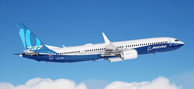 Boeing 737 Max'lerde yeni sorun