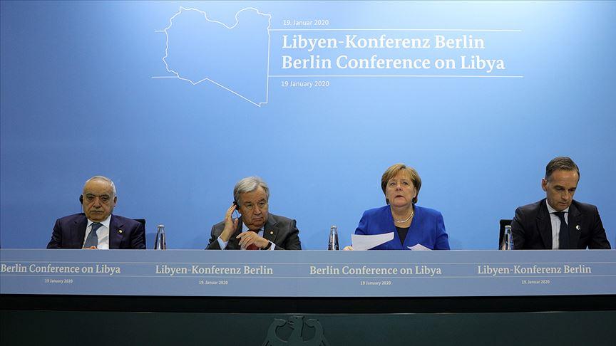Merkel: Libya için kapsamlı bir planda anlaştık