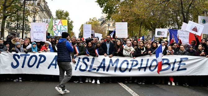 İslam karşıtı saldırılar yüzde 54 arttı