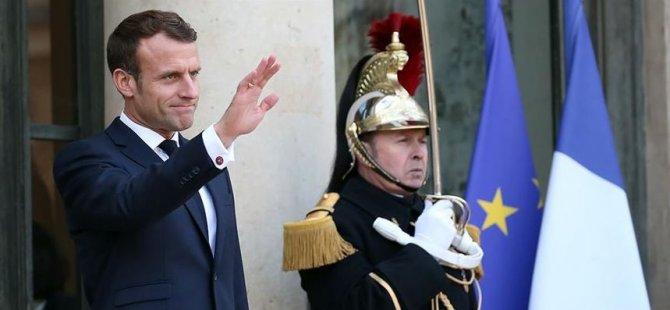 Macron, Hafter'iFransa'ya davet etti