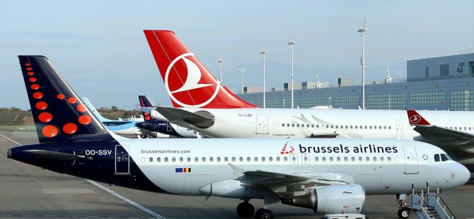 Ciara fırtınası nedeniyle 60 uçuş iptal edildi