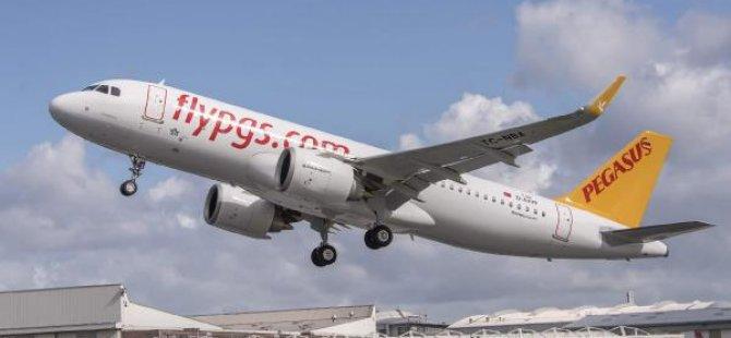 Pilot, uçuş esnasında bilincini kaybetti