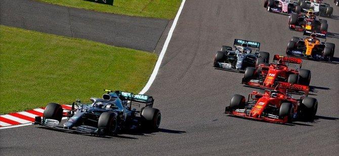 Formula 1, Corona nedeniyle ertelendi