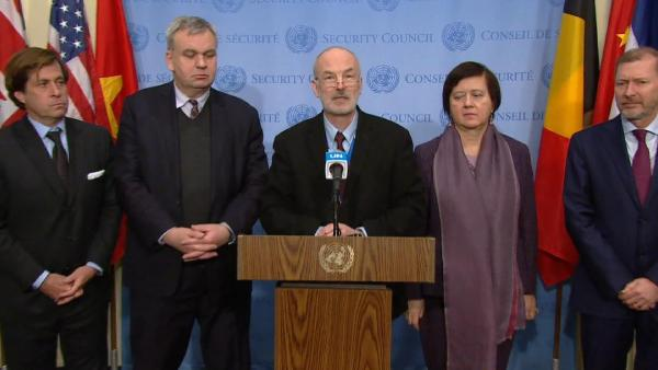 BM: 3 ayda 800 binden fazla kişi yerinden edildi