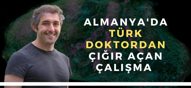 Almanya'da Türk doktordan çığır açan çalışma