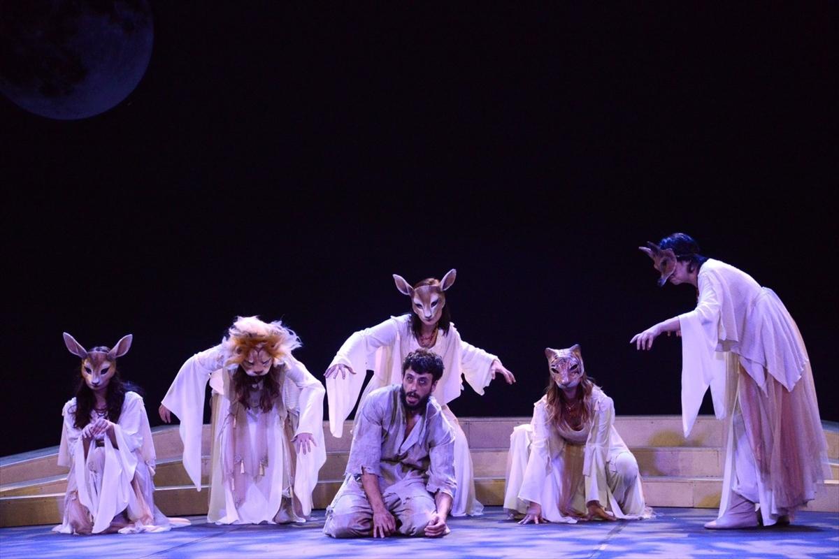 """""""Frankfurt Türk Tiyatro Festivali"""" başlıyor"""