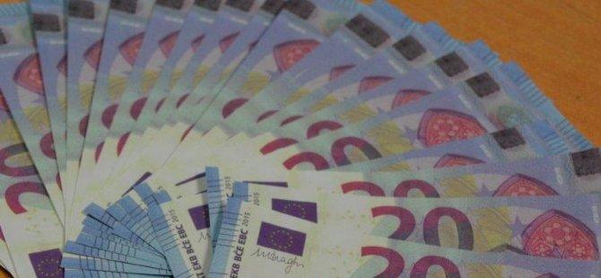 Mektup içinde sahte para yakalandı