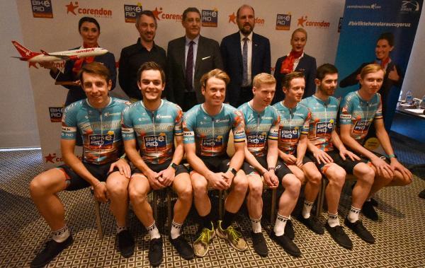 Corendon, Alman bisiklet takımına sponsor oldu