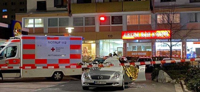 Almanya'daki terör saldırısına Avrupa'dan tepkiler