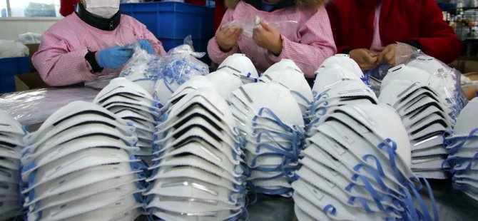 Hollanda Çin'den aldığı maskeleri toplatıyor