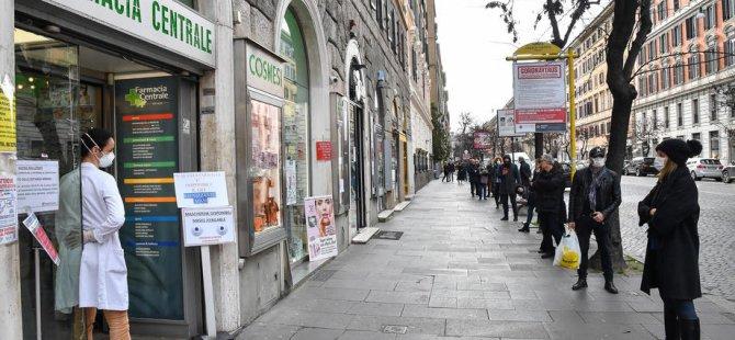 İtalya'da ölü sayısı 5 bin 476'ya yükseldi