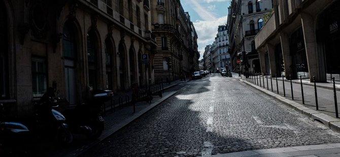 Belçika'da da sokağa çıkmak yasaklandı