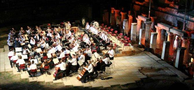 Teşekkürler Berlin Filarmoni Orkestrası