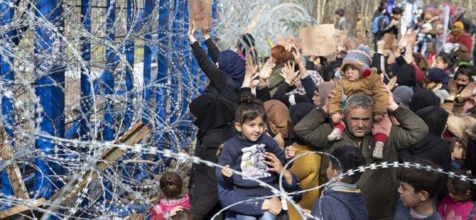 Seyahat kısıtlaması sığınmacıları kapsamıyor