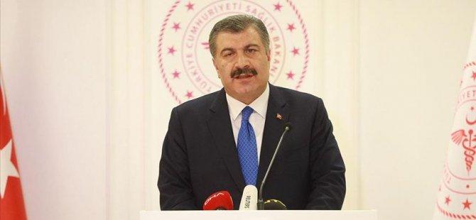 Türkiye'de 2. korona ölümü, vaka sayısı: 191