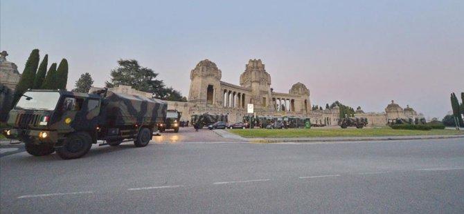 Ordu, sokaklarda karantina kontrolü yapacak