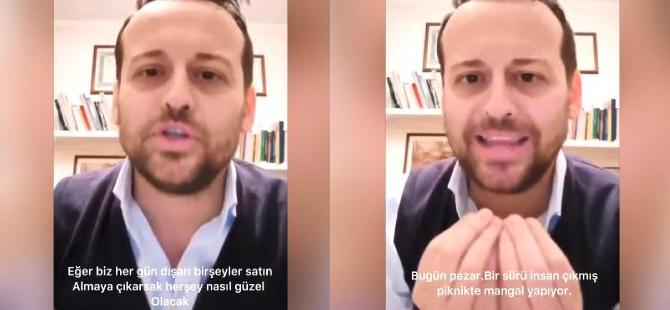 İtalyan Başkan: Evinize oturun diye yalvarıyoruz