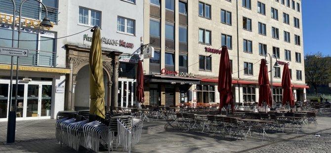 Otel ve restoranların ciroları düştü