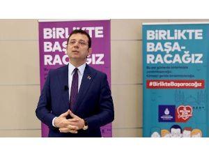 İmamoğlu: istanbul İçin Kontrollü Kısıtlama Bekliyoruz