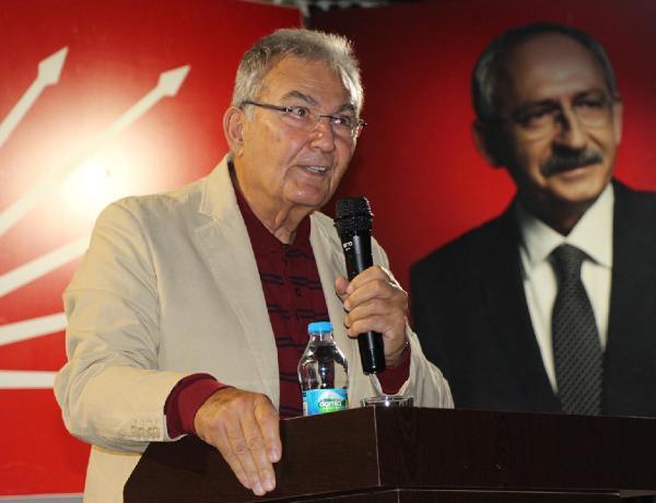 Deniz Baykal, CHP adına konuştu