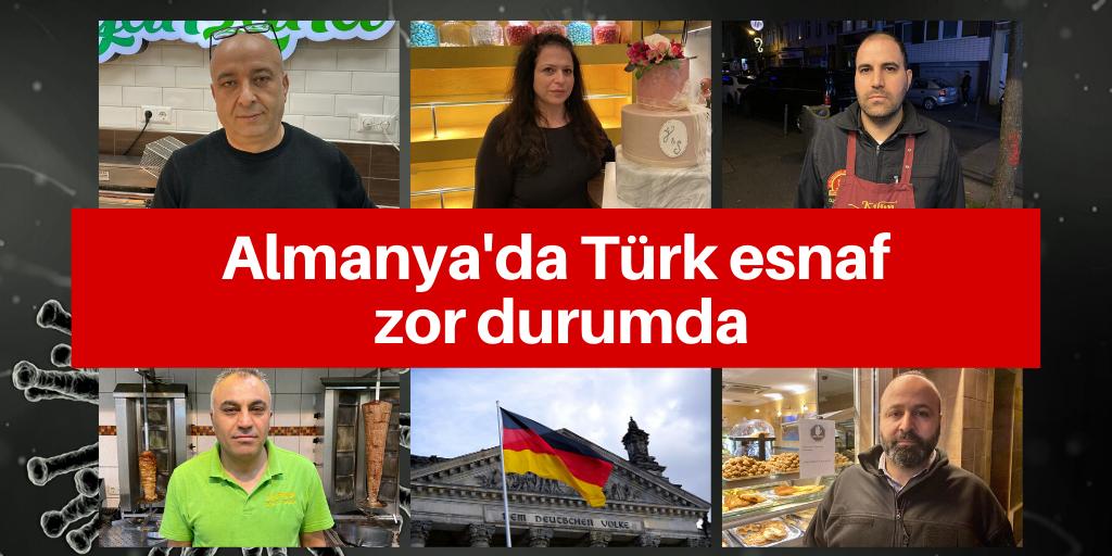 Türk esnaf: Satışlarımızyüzde 80 düştü