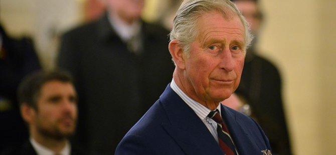 Prens Charles, karantinadan çıktı